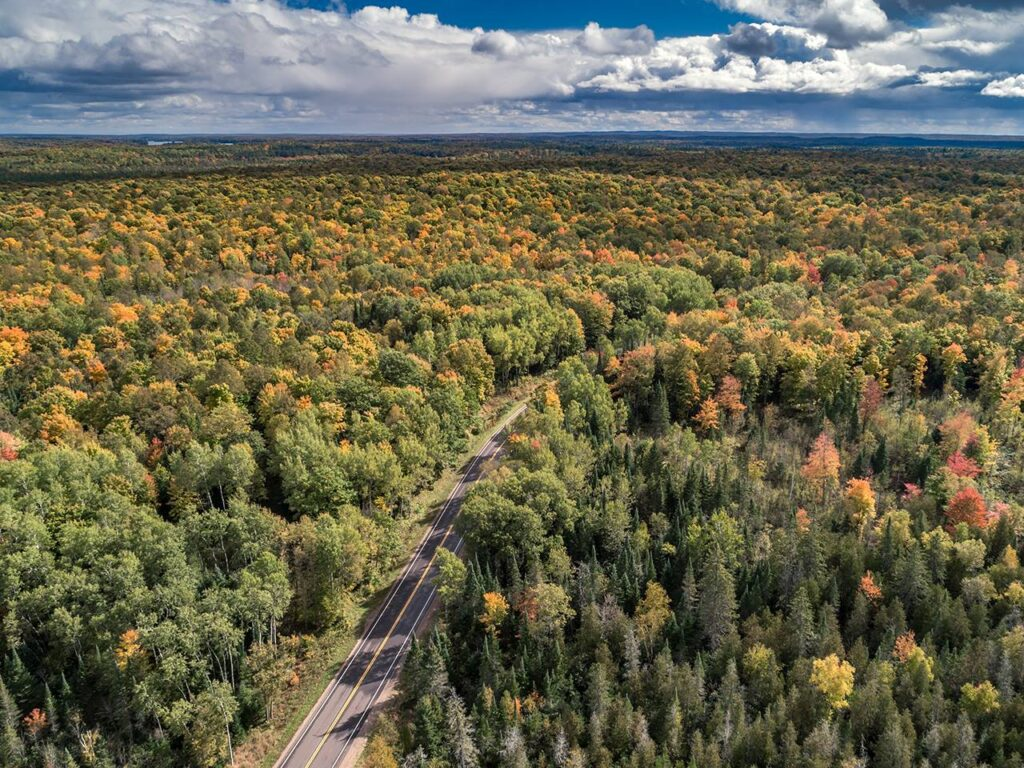 Byway Fall Color 9-30-2018 - 1